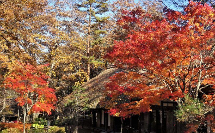 湯西川温泉は時空を超えたレトロな旅?